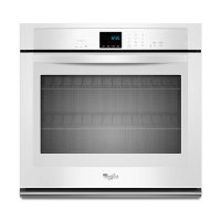 WOS51EC0AW Whirlpool 5.0 cu. ft. Single Oven -White