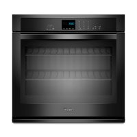 WOS51EC0AB Whirlpool 30 Inch Single Wall Oven - Black