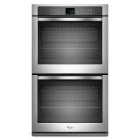 WOD51EC0AS Whirlpool Double Wall Oven - 10 cu. ft. Stainless Steel