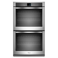 WOD51EC7AS Whirlpool 27 Inch 8.6 cu. ft. Double Oven - Stainless Steel