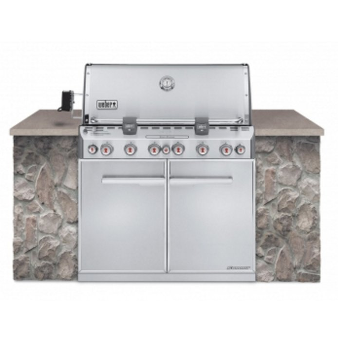 Weber Summit S-660 Natural Gas Grill