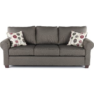 Casual Contemporary Slate Sofa