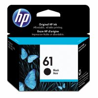 CH561WN140BLACK HP 61 Black Ink Cartridge