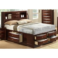 Emily 7 Piece King Bedroom Set RC Willey Furniture Store