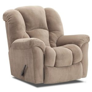... Taupe Microfiber Rocker Recliner - Transformer  sc 1 st  RC Willey & Buy a comfortable new power recliner from RC Willey islam-shia.org
