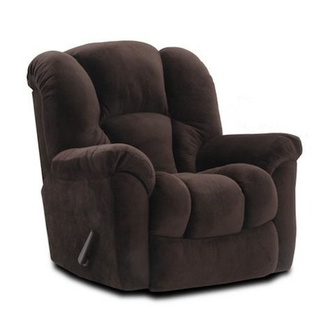 ... Espresso Microfiber Rocker Recliner - Transformer  sc 1 st  RC Willey & RC Willey sells living room chairs u0026 recliners for your den islam-shia.org