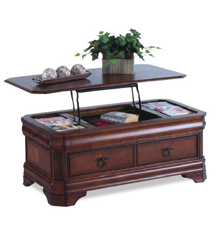 High Quality Cherry Lift Top Coffee Table   Sheridan