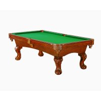 Pool table rc willey furniture store for Oak beauty pool table