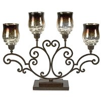Candle Holder Centerpiece  - Middleton
