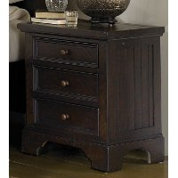 Bayfield Mahogany Nightstand