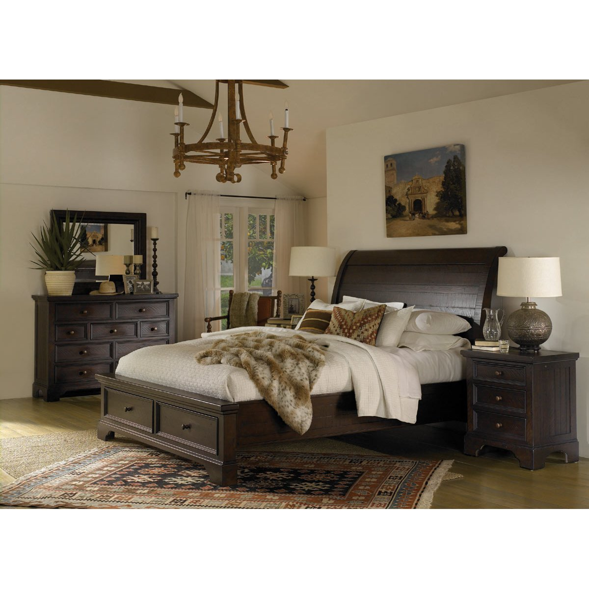 ... Bayfield 6 Piece Queen Bedroom Set ...