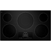 KECC667BBL KitchenAid 36 Inch Smoothtop Electric Cooktop - Black