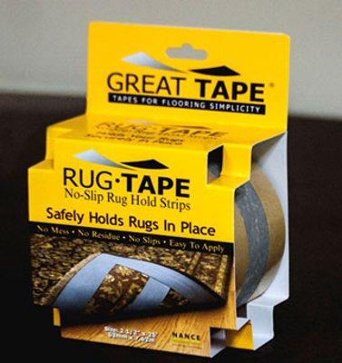 No Slip Rug Holdstrp Tape Hold Strips