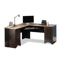 Harbor View Sauder Corner Computer Desk Rc Willey
