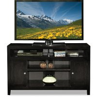 60 Inch Charcoal TV Stand - Del Mar
