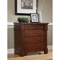 Cherry 4-Drawer Chest - The Aspen