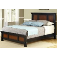 Classic Cherry Queen Bed - Aspen