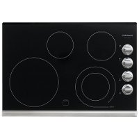 FGEC3045PS Frigidaire Gallery 30 Inch Electric Cooktop with Right Side Knobs - Stainless Steel