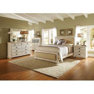Buy a queen bedroom set at RC Willey   Willow 6 Piece Queen Bedroom Set. Bedroom Set Queen. Home Design Ideas
