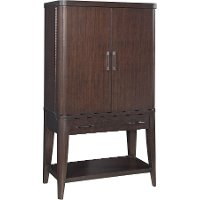 Savona Wine Bar Cabinet Rc Willey Furniture Store