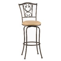 4120-821 Brown 24 Inch Counter Height Stool - Concord