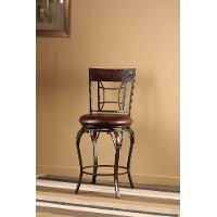 4702-830 Dark Chesnut Brown 30 Inch Bar Stool - Granada