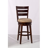 4719-826S Chestnut 26 Inch Counter Height Stool - Lenox