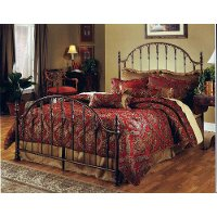1239BFR Bronze Full Metal Bed - Tyler
