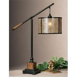 Browse over 450 desk lamps and floor lamps rc willey furniture store black metal and wood table lamp greentooth Images