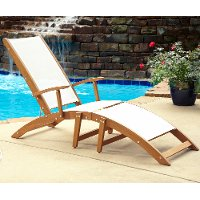 Bali hai home styles chaise lounge chair rc willey for Bali chaise lounge