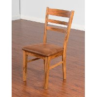 Ladderback Side Chair - Sedona