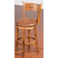 Swivel Counter Stool (24 Inch) - Sedona