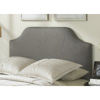 Bordeaux Dolphin Twin Headboard Rc Willey Furniture Store