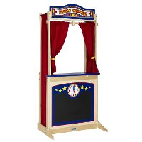 Wooden Floor Theater - Dramatic Play