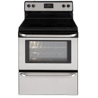 FFEF3043LS Frigidaire 30 Inch Stainless Steel 4.8 cu. ft. Electric Range