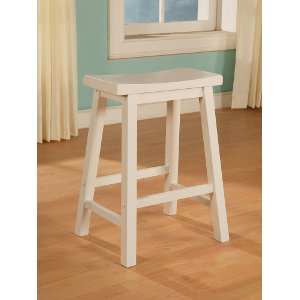color story white counter stool free shipping