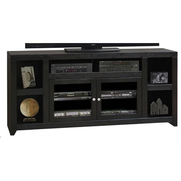 75 Inch Mocha Brown TV Stand - Skyline