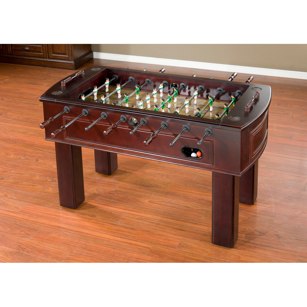 Coffee Table Foosball Design Decoration