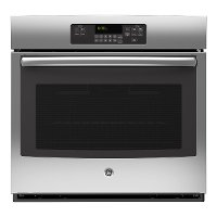JT3000SFSS GE 30 Inch Single Wall Oven - 5.0 cu. ft. Stainless Steel