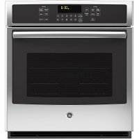 JK5000SFSS GE 27 Inch 4.3 cu. ft. Single Wall Oven - Stainless Steel