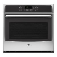 JT5000SFSS GE 30 Inch 5.0 cu. ft. Single Wall Oven - Stainless Steel