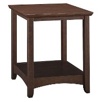 Cherry End Tables (Set of 2) - Buena Vista