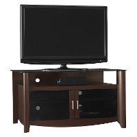 Smooth Brown Traditional 45 Inch TV Stand - Aero