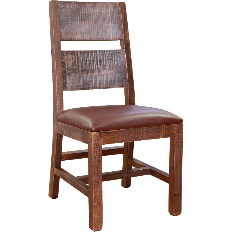 Antique Pine Dining Room Chair - Antique Pine Dining Room Chair RC Willey Furniture Store