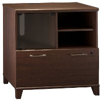 Cherry 1 Drawer Lateral File Cabinet - Achieve