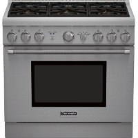 PRG366GH Thermador 36 Inch Stainless Steel 5.0 cu. ft. Gas Range