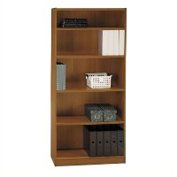 Royal Oak 5-Shelf Bookcase - Universal
