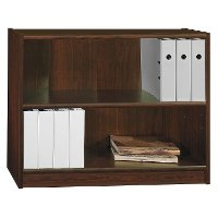 Cherry 2- Shelf Bookcase - Universal