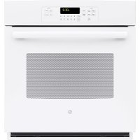 JK3000DFWW GE 27 Inch Single Wall Oven - White