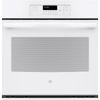 JT3000DFWW GE 30 Inch Single Wall Oven - White
